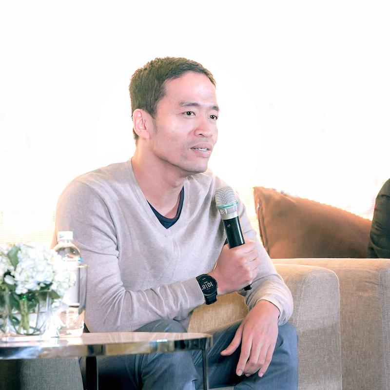 Lê Hồng Minh VNG rất hài lòng về giải pháp của nhóm sinh viên